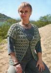 Вязание крючком для полных женщин схемы и модели.