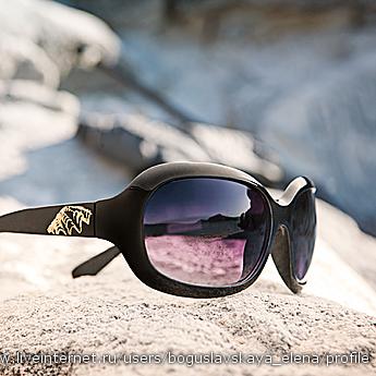"""Заказать Орифлейм код 23601, Солнцезащитные очки  """"Голубая лагуна """"."""