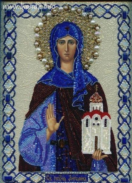 Св.Ангелина