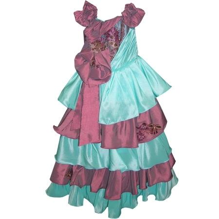 """Платье  """"Мальвинка """" 10-13 лет."""