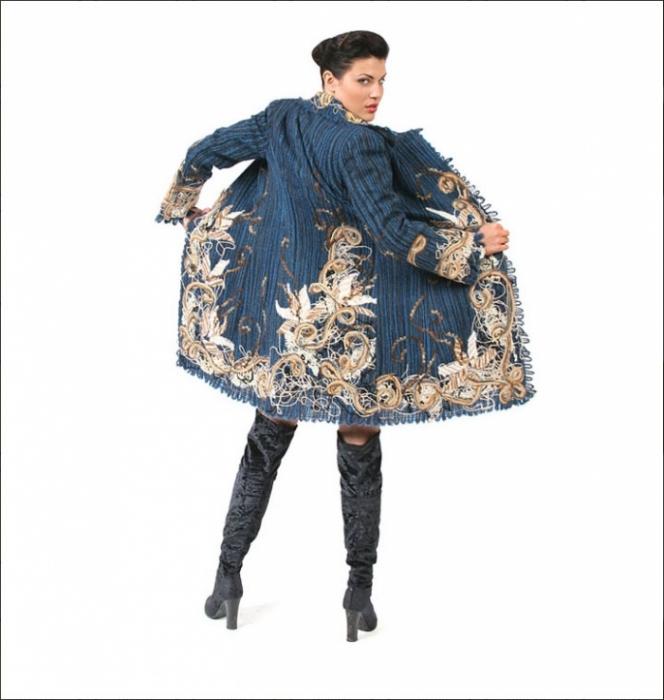 Шьем самое модное в этом сезоне пальто…кейп, пончо или просто накидку!