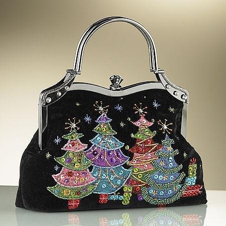 Коллекция сумок 2. обалденная вечерняя сумочка.
