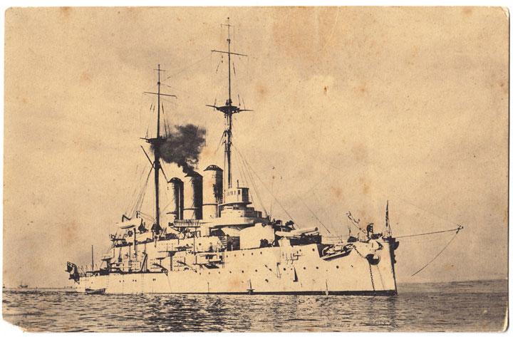 открытки крейсера российского императорского флота брюнетка сосет хуй