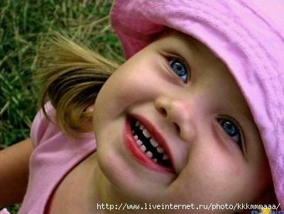 картинки улыбки детей
