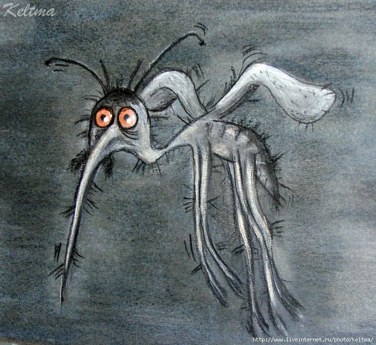 Картинки весна, комары картинки смешные