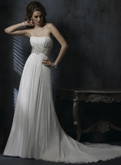 Греческое свадебное платье Vanessa.