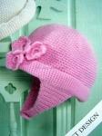 шапочка ребенку крючком - Выкройки одежды для детей и взрослых.