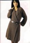 Вязание спицами для полных женщин с описанием.