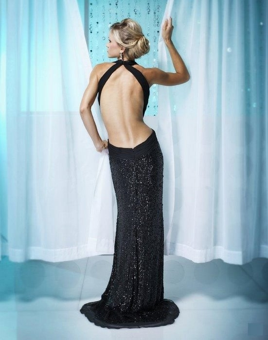 Перейти.  Вечернее платье с открытой спиной от Tarik Ediz .  Вечерние платья купить в салоне AMBRIDE...