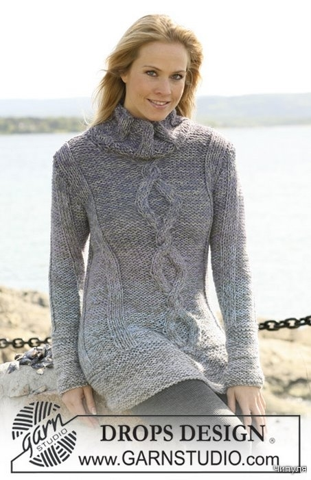 Комментарии.  Модный предмет сезона осень-зима: свитера мужские с высоким.