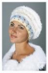 Женские береты.  Берет (от фр. beret) - мягкий головной убор вроде...